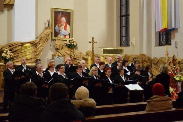 Zapraszamy na koncert Chóru Parafialnego.
