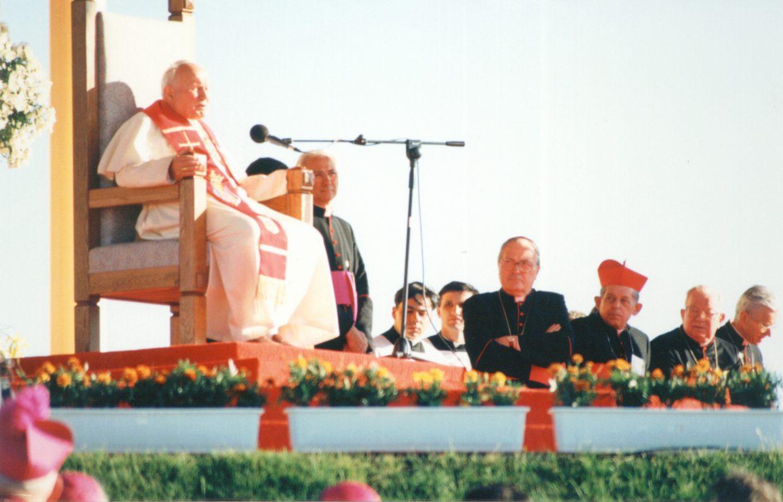 Przemówienie Papieża podczas liturgii Słowa w Gorzowie Wielkopolskim