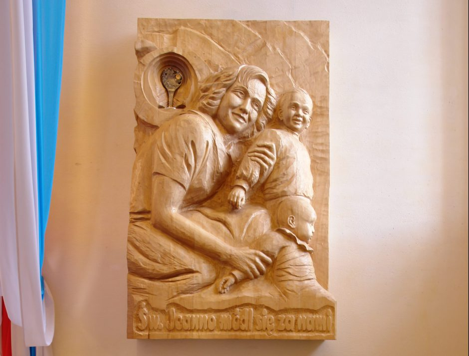 Modlitwa za wstawiennictwem Św. Joanny Beretta Molla