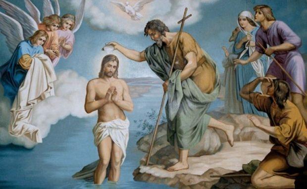 Niedziela Chrztu Pańskiego – 7 stycznia A.D.2018