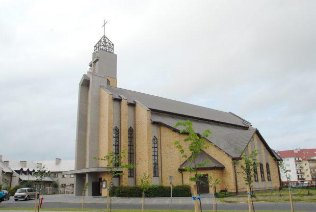 Kościół pw. Pierwszych Męczenników Polski