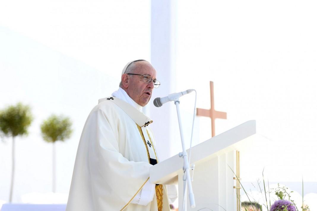 Orędzie Papieża Franciszka na 26. Światowy Dzień Chorego 2018