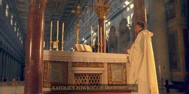 Katolicy powróćcie do domu