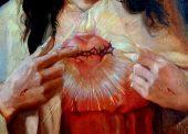 Nabożeństwo czerwcowe Litania do Najświętszego Serca Jezusowego
