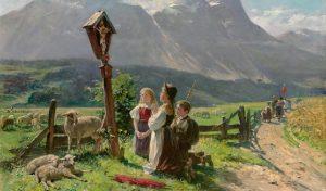 Historia nabożeństwa majowego