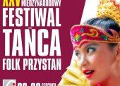 Msza św. na rozpoczęcie Jubileuszowego XXV Międzynarodowego Festiwalu Tańca