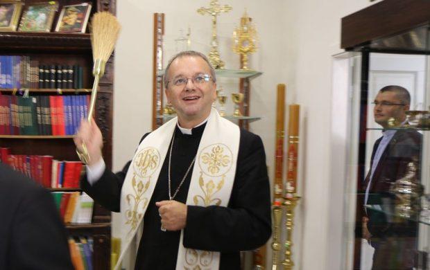 Otwarcie nowej siedziby gorzowskiej księgarni św. Antoniego