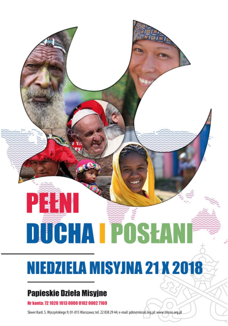 Światowy Dzień Misyjny – 21.10.2018