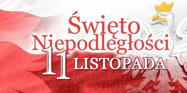 Świętujmy sto lat odzyskania niepodległości przez Polskę.