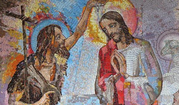 Niedziela Chrztu Pańskiego – 13 stycznia A.D.2019