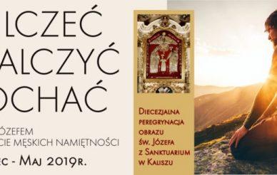 Peregrynacja obrazu św. Józefa – zaproszenie