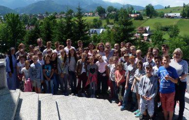 Kolonia letnia  w Zakopanem – Zapisy
