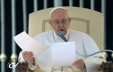 Orędzie Ojca Świętego Franciszka na XXVII Światowy Dzień Chorego (11 lutego)