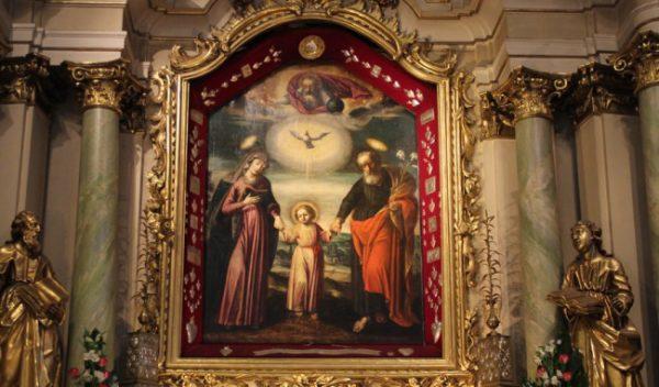 Peregrynacja obrazu św. Józefa – program