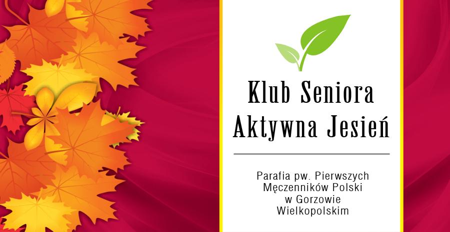 Klub Seniora Aktywna Jesień
