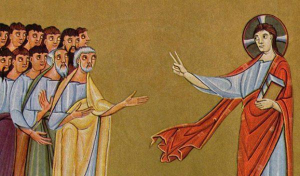 VI niedziela w Okresie Wielkanocnym – 26 maja A.D.2019