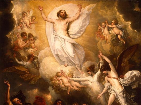 VII niedziela w Okresie Wielkanocnym – Uroczystość Wniebowstąpienia Pańskiego – 2 czerwca A.D.2019