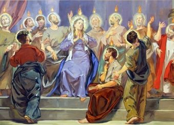 Niedziela uroczystość Zesłania Ducha Świętego – 9 czerwca A.D.2019