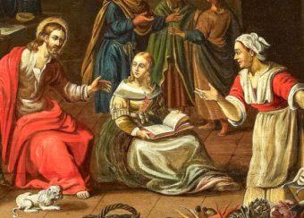 XVI Niedziela Zwykła – 21 lipca A.D.2019