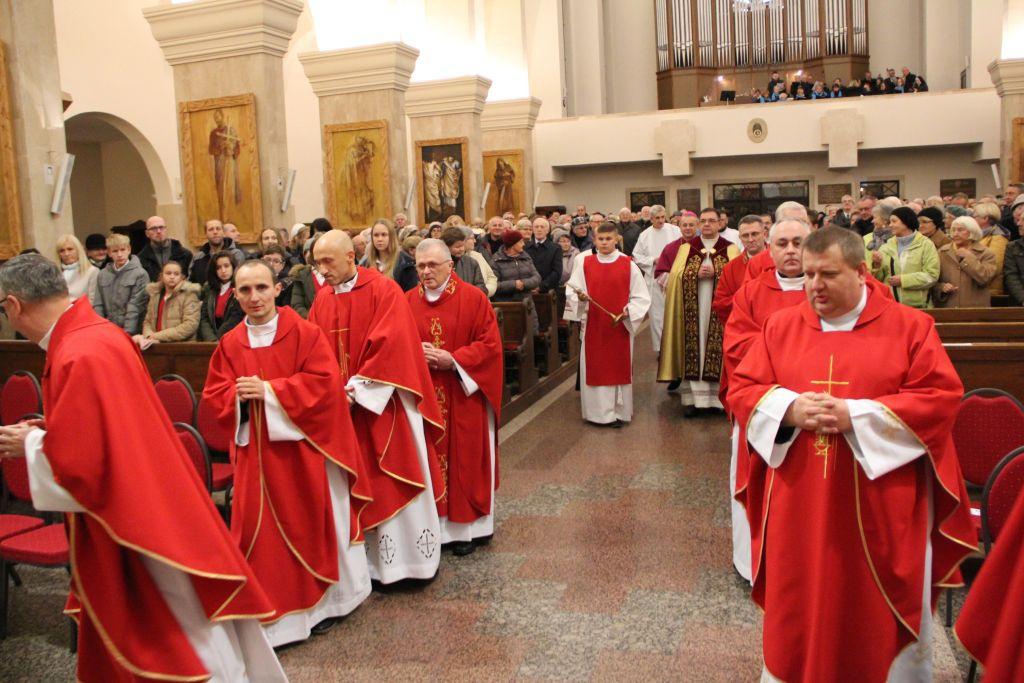 Jubileusz parafii pw. Pierwszych Męczenników Polski w Gorzowie