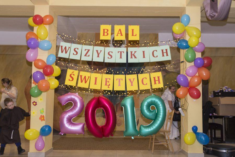 Bal Wszystkich Świętych 2019
