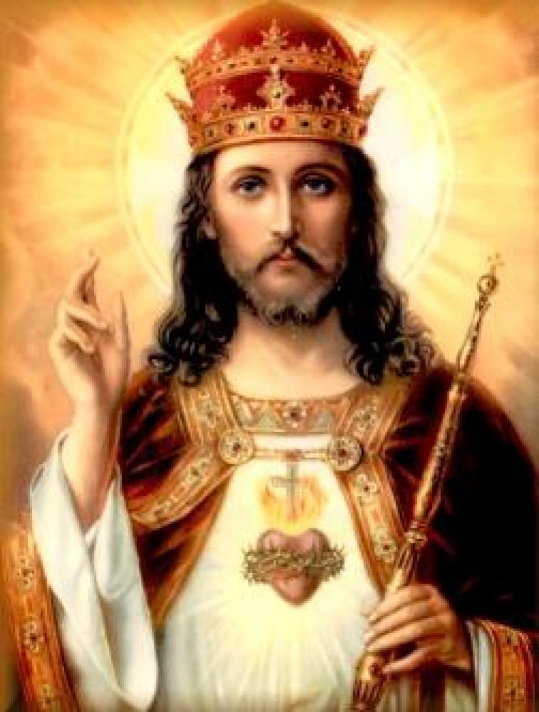 Uroczystość Jezusa Chrystusa, Króla Wszechświata – 24 listopada A.D.2019