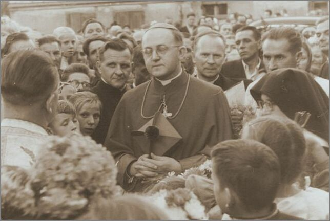 Modlitwa o beatyfikację bp. Wilhelma Pluty