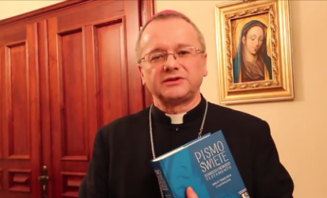 Słowo bp Lityńskiego do wiernych na V Niedzielę Wielkiego Postu