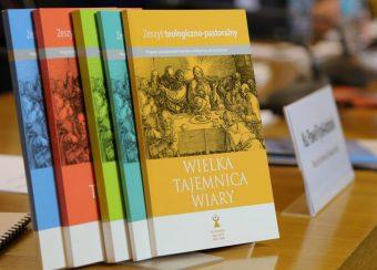 Program Duszpasterski dla Kościoła w Polsce na lata 2019–2022 (materiały)