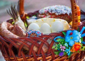 Propozycja modlitwy przed śniadaniem wielkanocnym