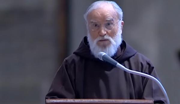 "O. Cantalamessa: ""Bóg planuje dla nas pokój, nie udręki"" tematem kazań wielkopostnych – Video – aktualizacja"