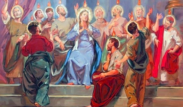 Czuwanie przed Zesłaniem Ducha Świętego – zapraszamy