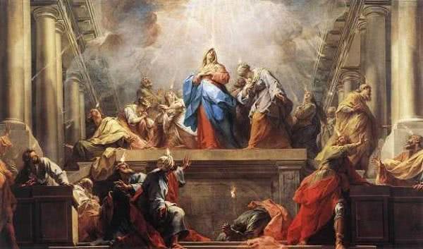VIII Niedziela Wielkanocna – Uroczystość Zesłania Ducha Świętego – 31 maja A.D.2020