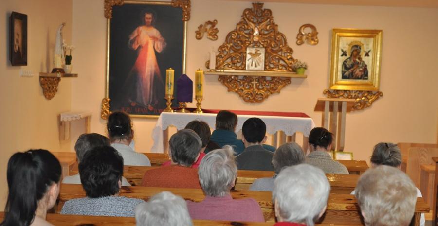 Msza św. za zmarłych w Hospicjum św. Kamila – aktualizacja 30.07.2020