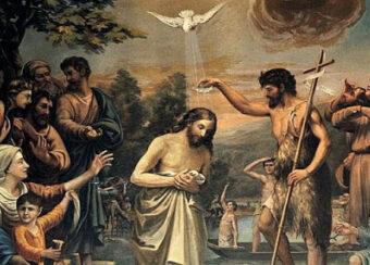 Święto Chrztu Pańskiego – 10 stycznia A.D.2021