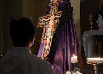Ikona krzyża Krucjaty Wyzwolenia Człowieka