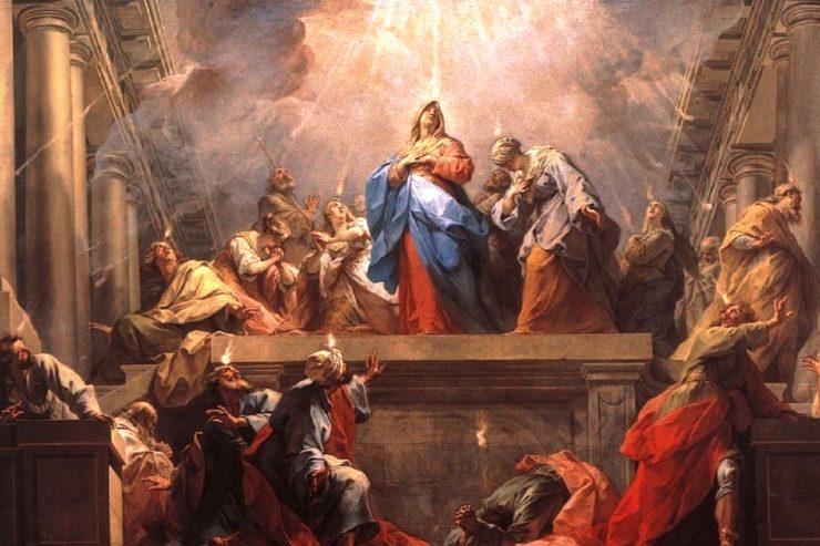 VIII Niedziela Wielkanocna – Uroczystość Zesłania Ducha Świętego – 23 maja A.D.2021