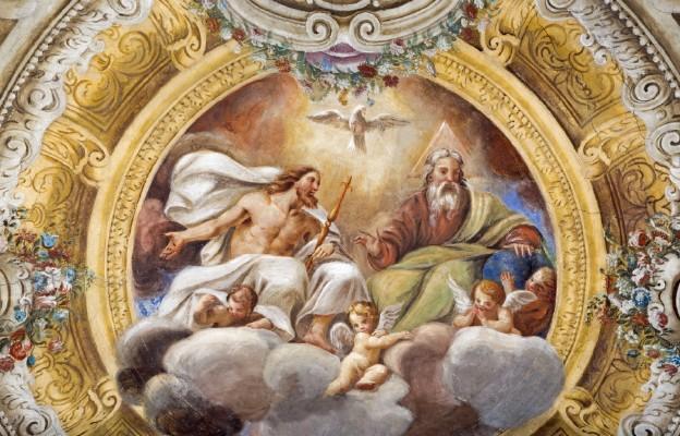 Niedziela po Zesłaniu Ducha Świętego – Uroczystość Świętej Trójcy – 30 maja A.D.2021