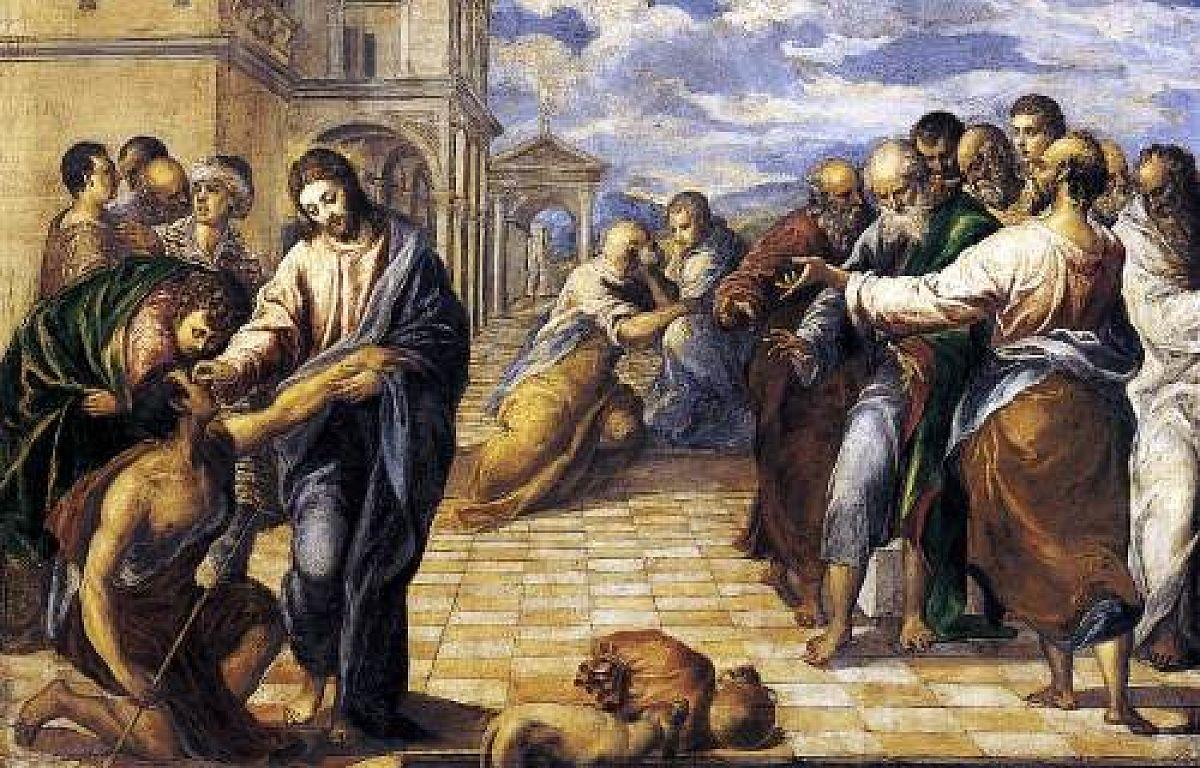 XXIII Niedziela Zwykła – 5 września A.D.2021